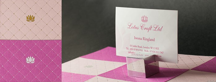 Business Cards LUX